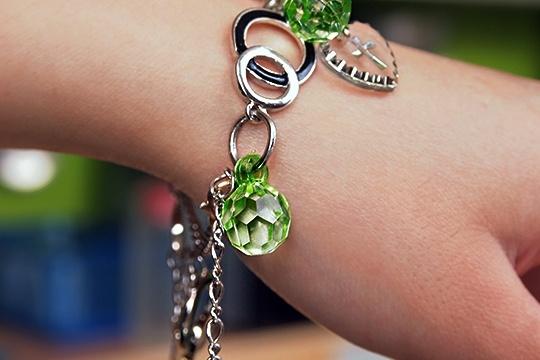 Deserving a second chance  bracelet