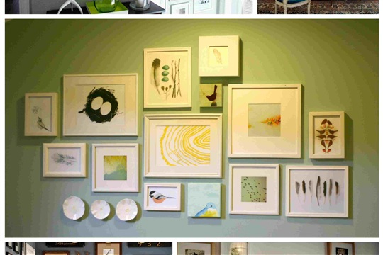 How To IKEA Ribba Frame Gallery Wall - CraftSmile