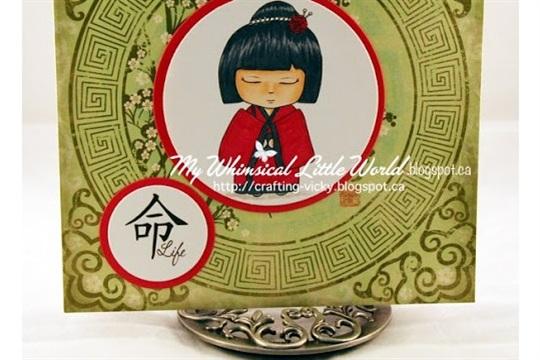 My Whimsical little World Geisha new release