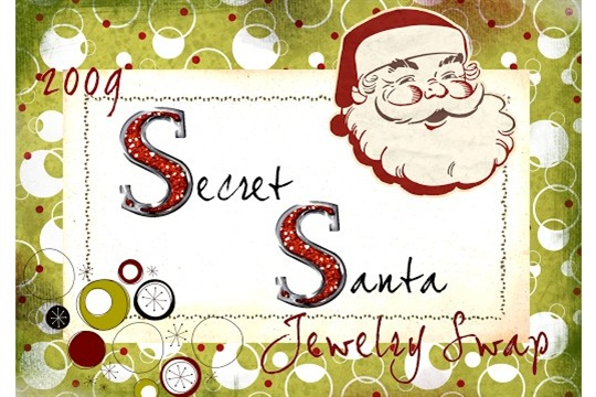 2009 Secret Santa Christmas Jewelry Swap