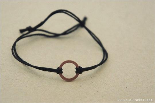 Midweek DIY Simple Washer Bracelet
