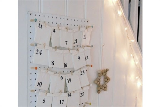 This years advent calendar...