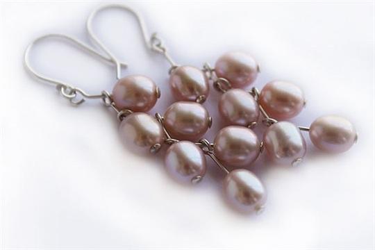 Nailed Pearl Earrings