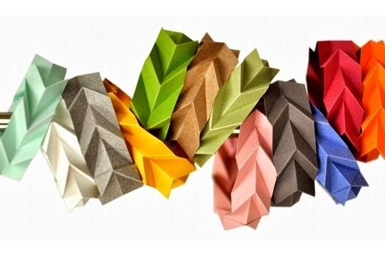 How to make fiber lab paper bracelets
