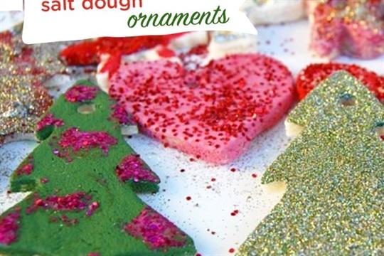 Salt Dough Ornaments Part 2
