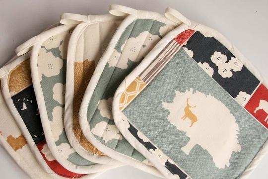 Aesthetic Nest: Sewing: Birch Fabrics