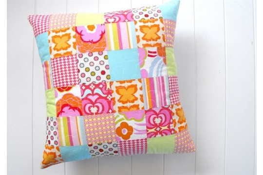 Tutorial basic pillow