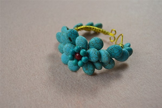how to make turquoise