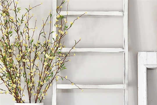 DIY Mini Wooden Ladder Tutorial