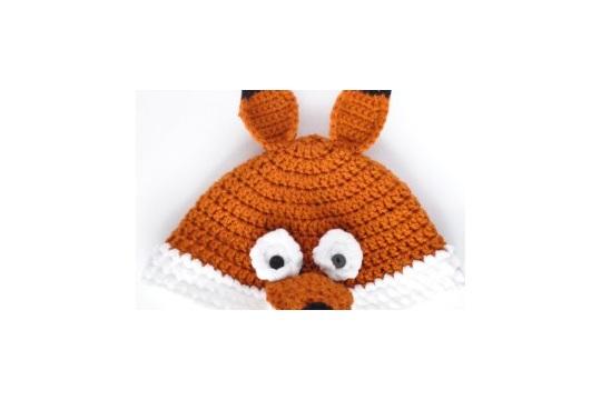 Pumpkin hat free crochet pattern