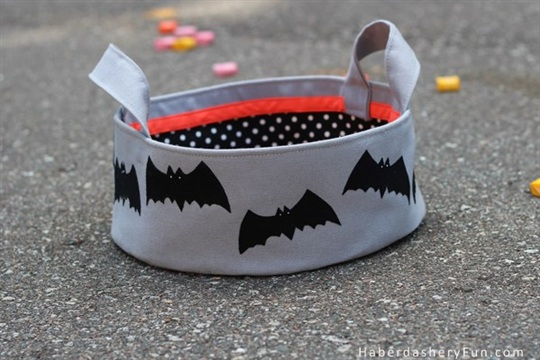 DIY.. Halloween Candy Bowl