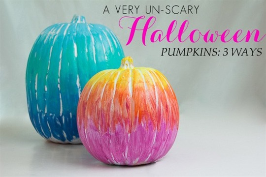 A Very Un Scary Halloween Papery & Cakery