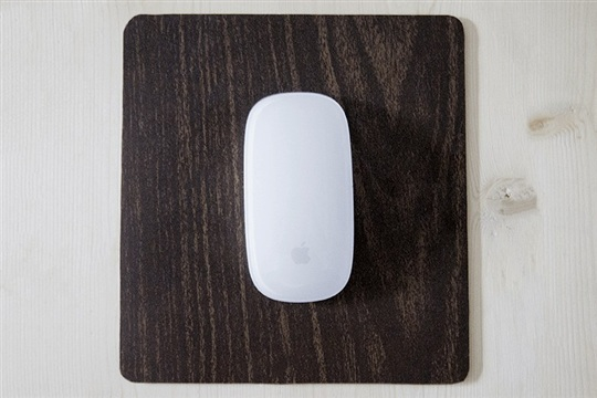 Rustic Mouse Pad Makeover