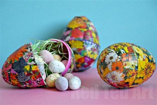 Easter Egg Craft Red Ted Art's Blog