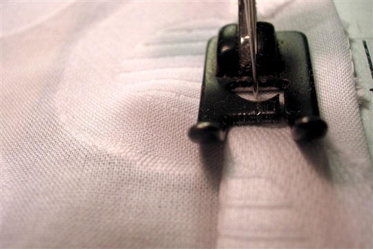 How to sew curtains (tutorial)