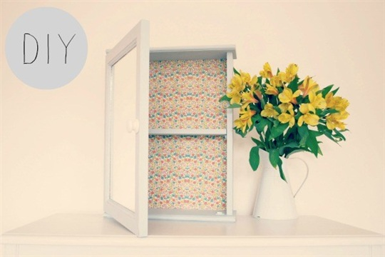 Shabby chic DIY upcycling old or vintage furniture!