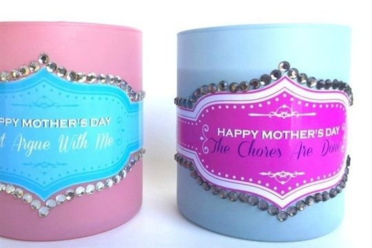 Mood Lifter Mothers Day Candles
