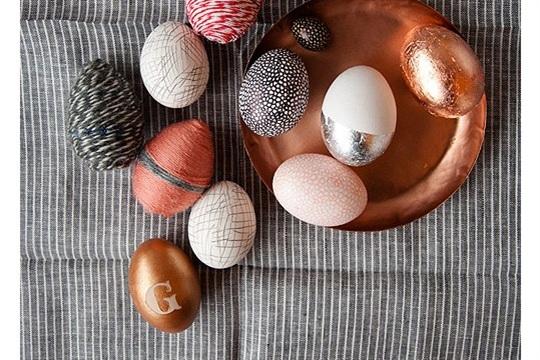 DIY Easter Egg Decorations