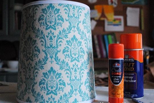 Transforming a Lamp {DIY Project}